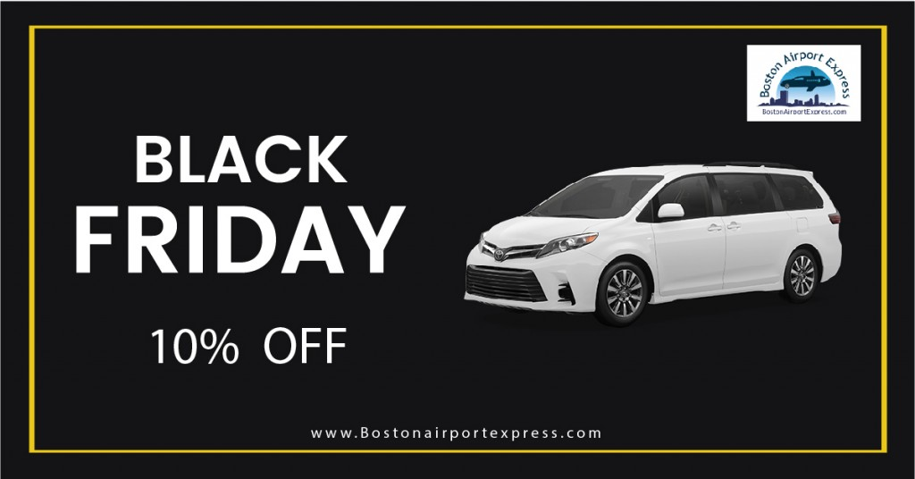 Black Friday Sale: 10% off on our car/taxi service