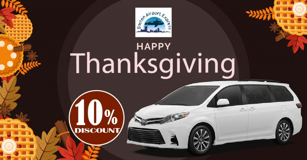 Thanksgiving Days: Amazing offers and deals on our all rides