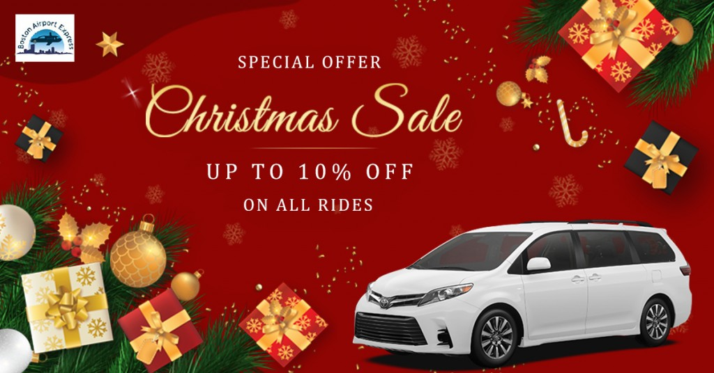 christmas celebration in 2019 get 10% off on car services