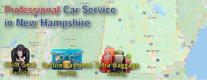 car services to new hamsphire