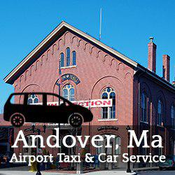 Boston airport express Andover ma