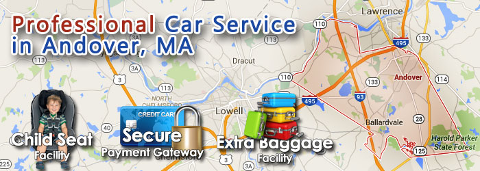 Airport Taxi Andover MA| Airport Shuttle Andover To Logan