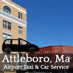 attlebro ma boston airport express