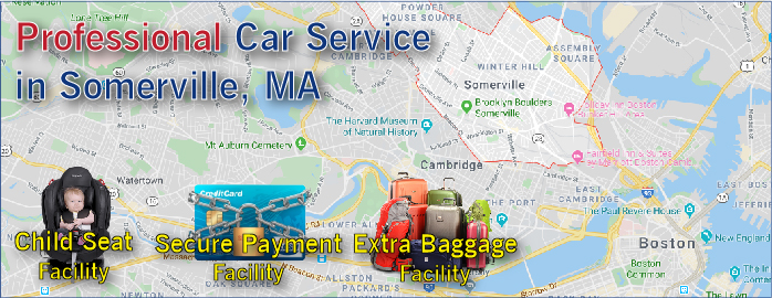 car service to somerville ma