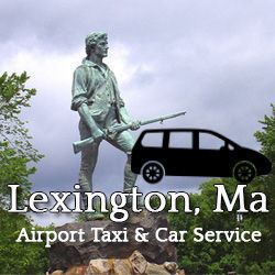 lexington taxi ma