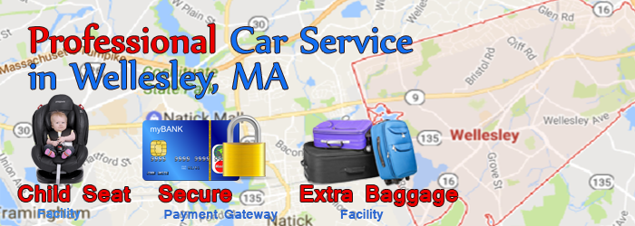 Wellesley MA Taxi Service